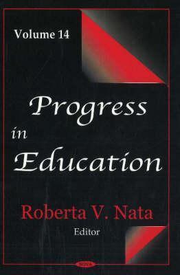 Progress in Education, V.14 Roberta V. Nata