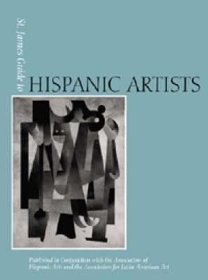 St. James Guide to Hispanic Artists Thomas Riggs