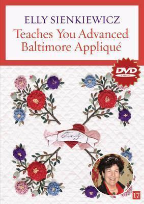 Elly Sienkiewicz Teaches You Advanced Baltimore Applique Elly Sienkiewicz