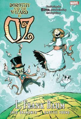 Oz: Dorothy & the Wizard in Oz Eric Shanower
