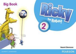 Ricky the Robot 2 Big Book Naomi Simmons