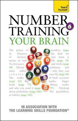 Number Training Your Brain.  by  Jonathan Hancock, Jon Chapman by Jonathan Hancock