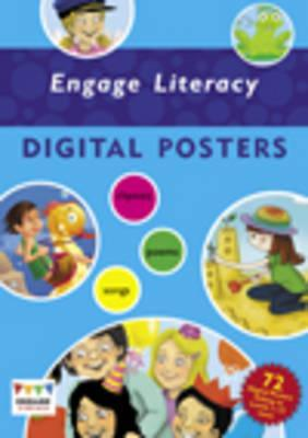 Engage Literacy Digital Posters CDROM  by  Jay Giulieri