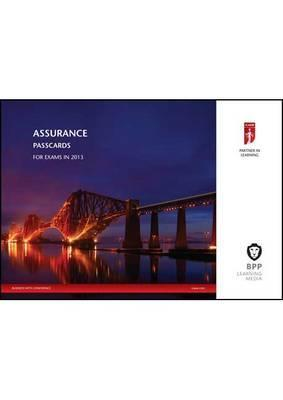 Icaew - Assurance: Passcards  by  BPP Learning Media