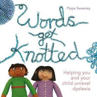 Words Get Knotted.  by  Pippa Sweeney