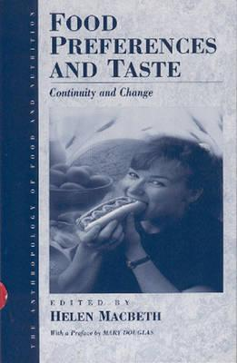 Researching Food Habits: Methods and Problems Helen M. Macbeth