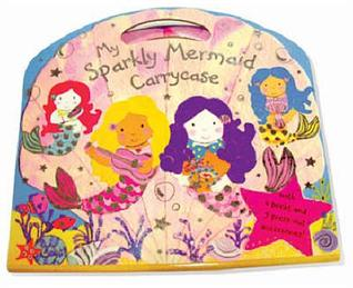 My Sparkly Mermaid Carrycase Bettina Paterson