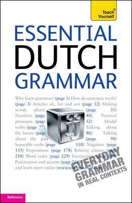Essential Dutch Grammar. Gerdi Quist and Dennis Strik  by  Quist