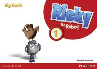 Ricky the Robot 1 Big Book  by  Naomi Simmons