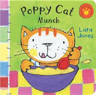 Poppy Cat Munch Lara Jones