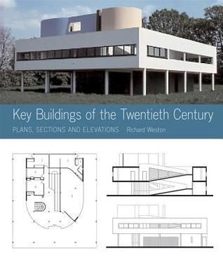 100 Bâtiments Majeurs Du X Xe Siècleplans, Coupes Et Élévations Richard Weston