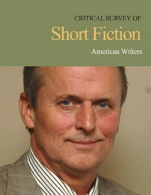 American Writers Charles E. May