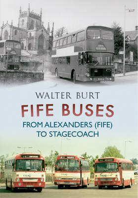 Fife Buses from Alexanders (Fife) to Stagecoach Walter Burt