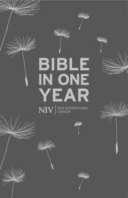 NIV Bible in One Year.  by  Anonymous