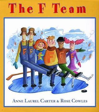 The F Team Anne Laurel Carter
