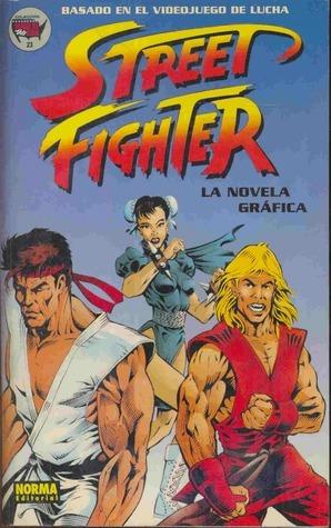 Street Fighter: La novela gráfica Len Strazewski