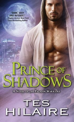 Prince of Shadows (Paladin Warriors, #3) Tes Hilaire