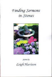 Finding Sermons In Stones Leigh Harrison