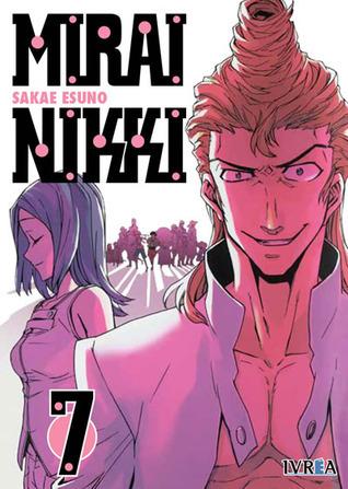 Mirai Nikki #7 Sakae Esuno