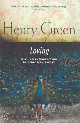 Nothing, Doting, Blindness Henry Green