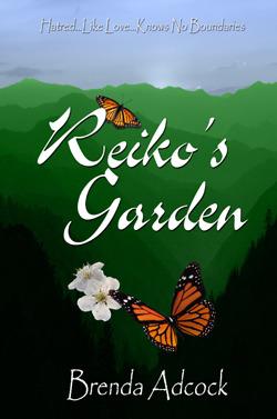 Reikos Garden  by  Brenda Adcock