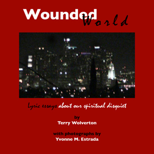 Wounded World: lyric essays about our spiritual disquiet  by  Terry Wolverton