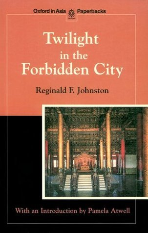 Twilight In The Forbidden City Reginald Fleming Johnston