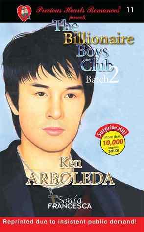 Ken Arboleda (The Billionaire Boys Club, #11) Sonia Francesca