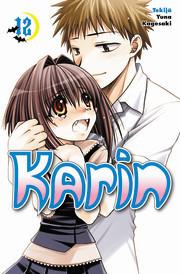 Karin 12 (Karin #12)  by  Yuna Kagesaki