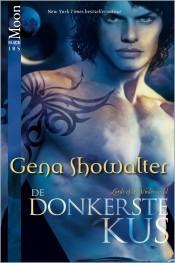 De donkerste kus (Lords of the Underworld #2)  by  Gena Showalter