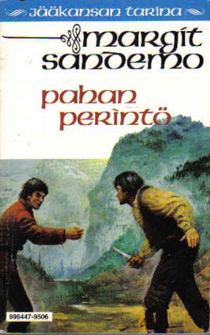 Pahan perintö (Jääkansan tarina #6)  by  Margit Sandemo