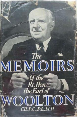 Memoirs The Earl of Woolton