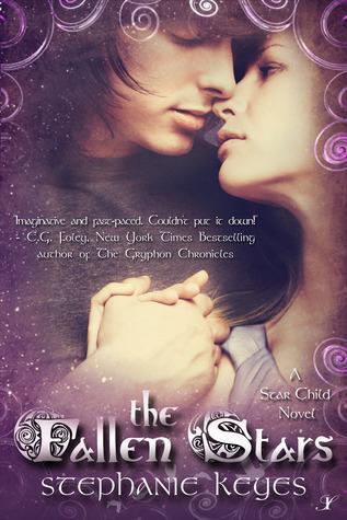 The Fallen Stars (The Star Child, #2)  by  Stephanie Keyes