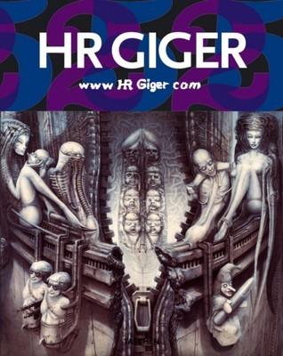 HR Giger  by  H.R. Giger
