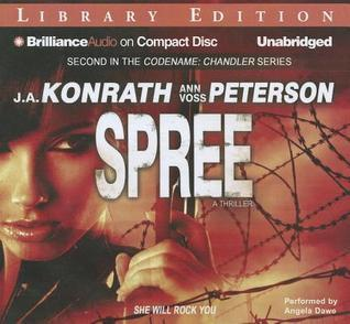 Spree: A Thriller J.A. Konrath