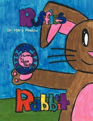 Ruffles Rabbit  by  Dr Mary Pankiw