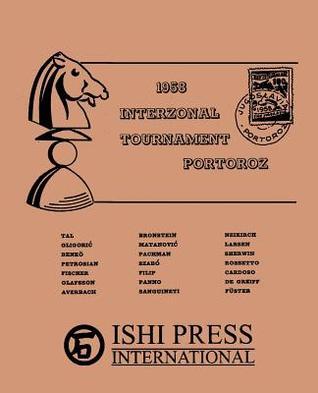 1958 Interzonal Chess Tournament Portoroz Alan S. Russell
