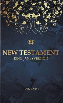 KJV Large Print New Testament Biblica