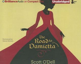 Road to Damietta, The  by  Scott ODell