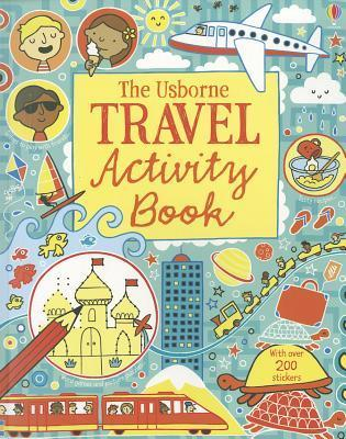 Travel Activity Book  by  Rebecca Gilpen