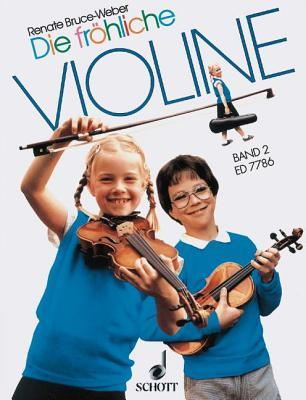 Frohliche Violine Volume 2 Renate Bruce-Weber