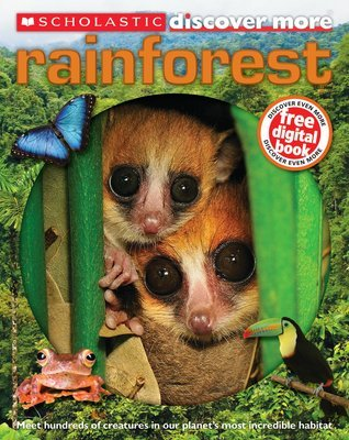 Rainforest  by  Penelope Arlon
