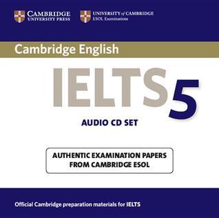 Cambridge Ielts 5 Audio CDs University of Cambridge ESOL