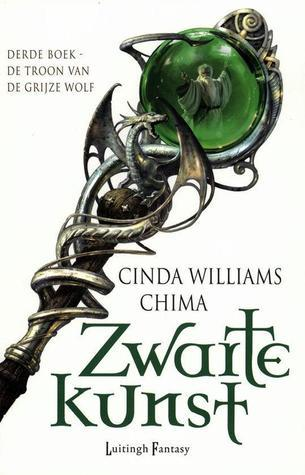 De Troon van de Grijze Wolf (Zwarte Kunst, #3) Cinda Williams Chima