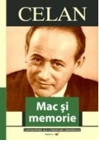 Mac și memorie  by  Paul Celan