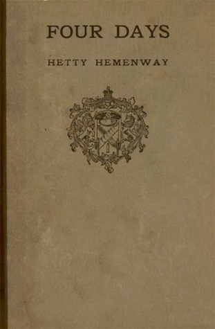 Four Days: The Story of a War Marriage Hetty Hemenway