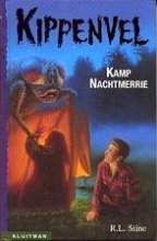 Kamp Nachtmerrie  by  R.L. Stine