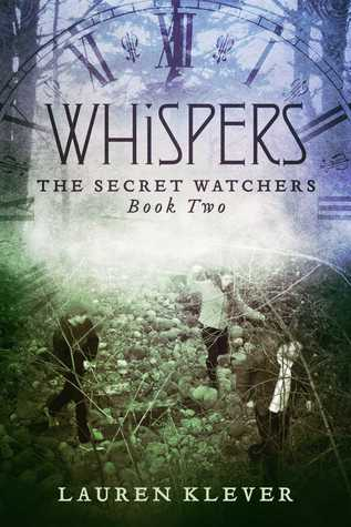 Whispers (The Secret Watchers, #2) Lauren Klever