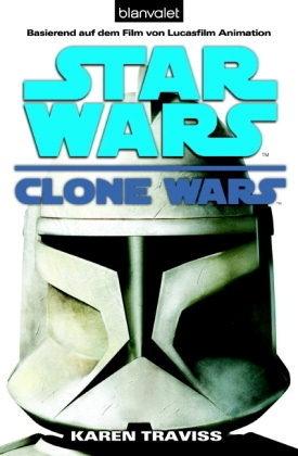Clone Wars (Star Wars Clone Wars, #1)  by  Karen Traviss