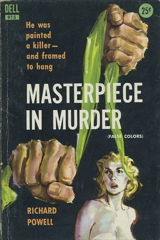 Masterpiece in Murder  by  Richard Powell